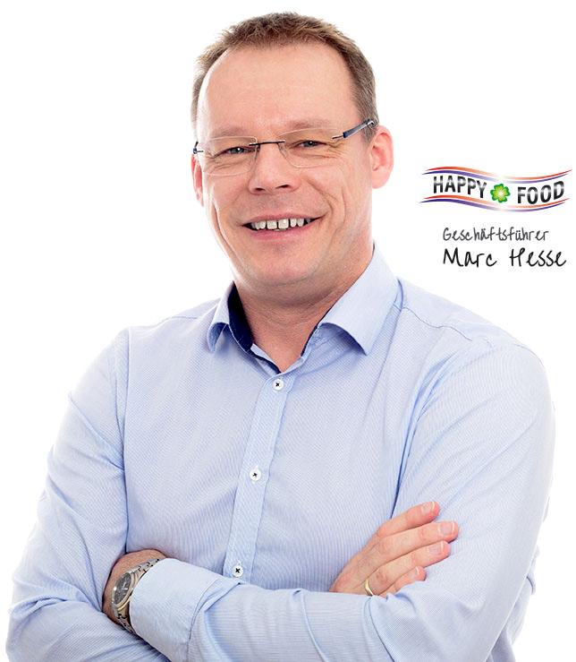Marc Hesse - Geschäftsführer bei Happy Food Feinkost GmbH